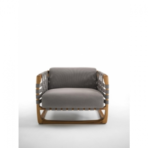 Bungalow Armchair Outdoor