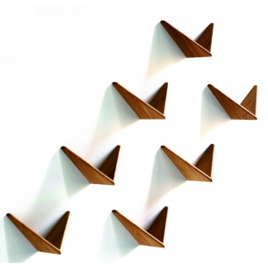 Cadovius Butterfly Shelf